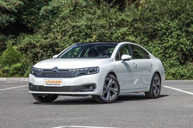 东风雪铁龙C6新增车型上市 售24.69万元