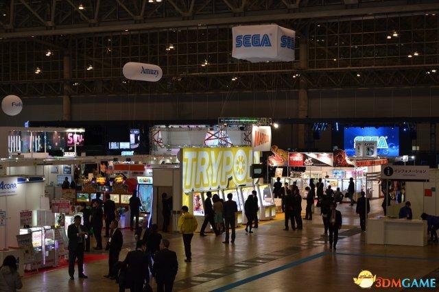 传统街机业大检阅 日本JAEPO 2018街机大展开幕