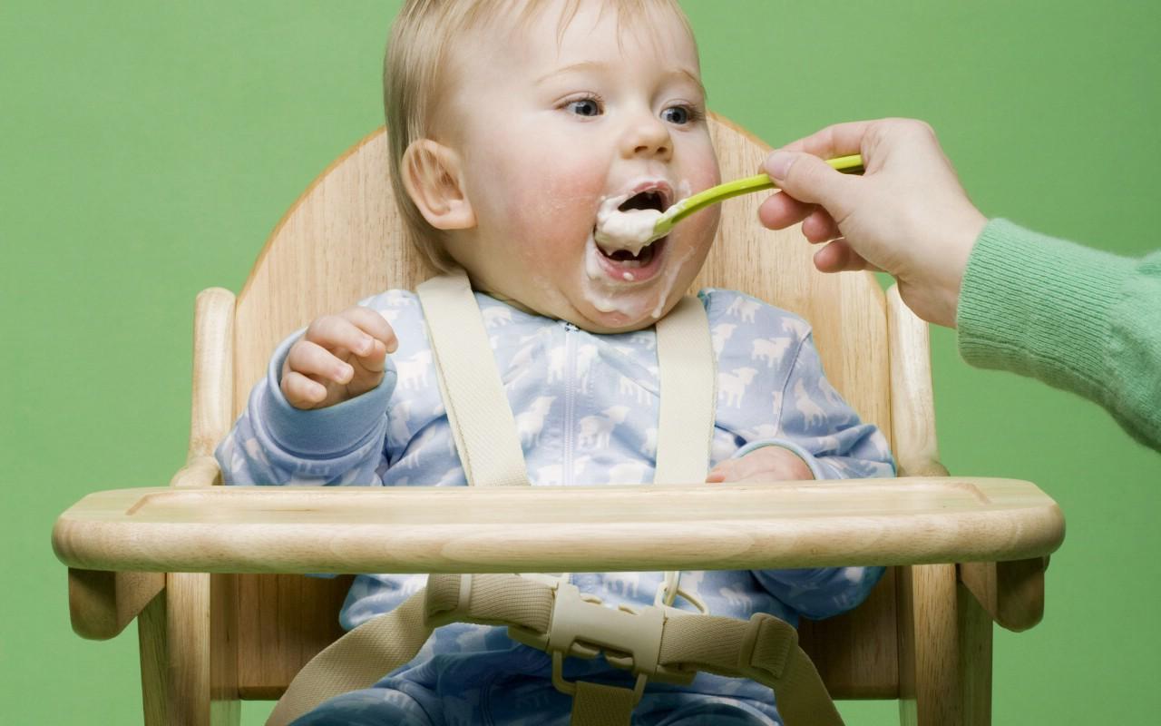 怎样为宝宝添加辅食