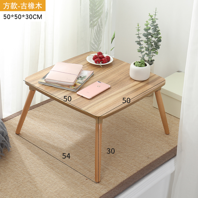 Buy Tatami Small Table Low Table Japanese Folding Kang Table Home