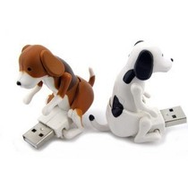 60x30x60mm Portable Funny Cute Pet USB Humping Spot Dog Toy