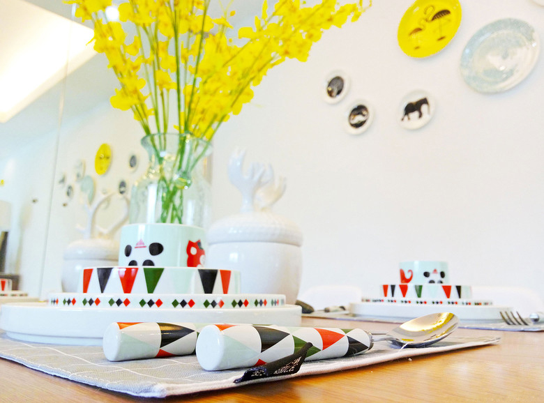 小清新北欧风餐厅改造。民以食为天呀~餐厅的话还是想要一个简单...