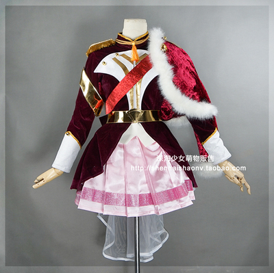 taobao agent Girls Opera Hanayakoko cosplay costume custom-made