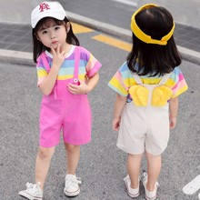 June 1 Children's Performing Clothes Girls Handsome Summer Kindergarten Graduation Dance Dress Boys Performing Clothes Cool
