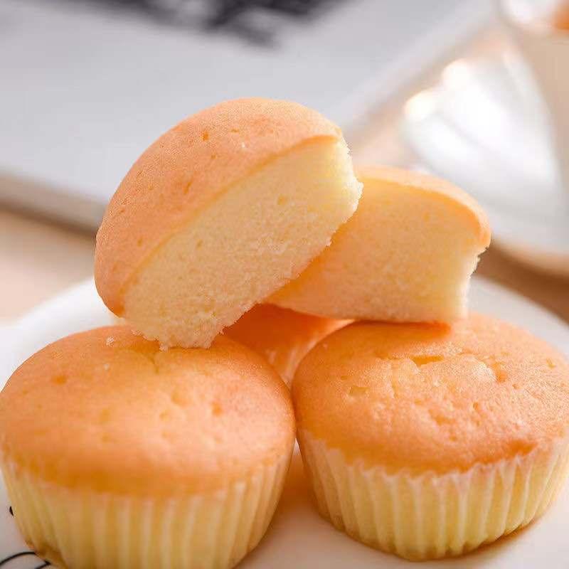 法式小面包欧式蒸蛋糕500g软面包早餐速食代餐糕点充饥休闲零食