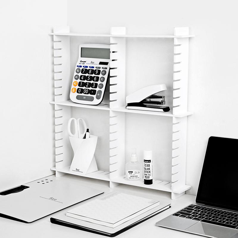 kinbor分隔板fizz系列文件架可自由组合收纳盒文件整理置物架