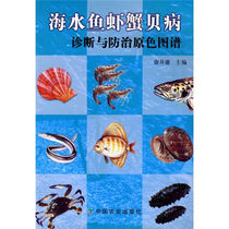 Seawater fish shrimp crab shellfish disease diagnosis and control of primary color map Yu kaikang compiled fish Disease Control shrimp Disease Control crab Disease Control shellfish Disease Control other breeding animal disease prevention