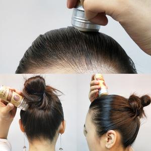 型歌碎发整理神器小碎头发防毛躁固定膏自然蓬松定型毛发女发蜡棒