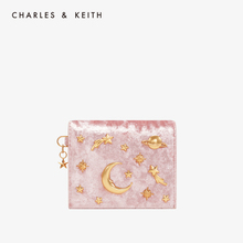 CHARLES & KEITH Star Pack CK6-50700945 Multifunctional Star Short Purse
