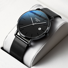 2019 New Concept Watch Automatic Mechanical Watch Korean Fashion Student Watch Men Quartz Waterproof