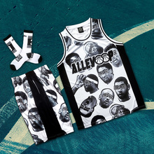 10,000 Basketball Suits for 10,000 Hours Customized Basketball Clothes for Men and Women