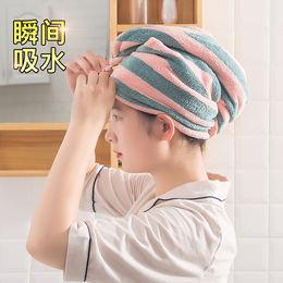干發帽女超強吸水速干神器抖音包頭巾加厚可愛浴帽浴巾套裝干發巾