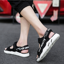 New Summer Sandals, Men's Leisure Shoes, Sports Sandals, Outdoor Slippers