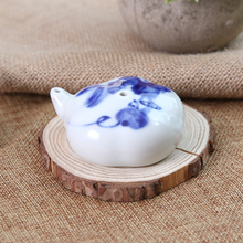 Baoyou Longquan Celadon Ceramic Inkstone Dropping Water Inkstone Platform Modifying Inkstone Special Water Pouch Literature Room Sibao Calligraphy