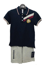 Eton Gide Boys and Girls New Summer Dresses Performing Dresses Class Uniform Order