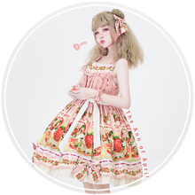 April Anna Strawberry Angel SP JSK Lolita Creative Design Swet Lolita