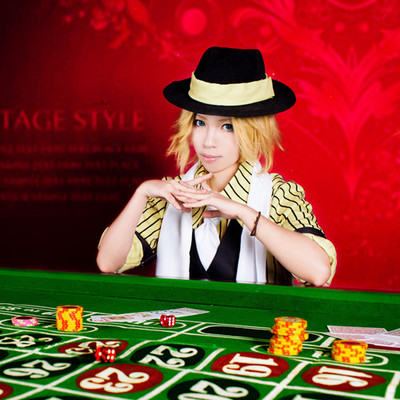 taobao agent 【March 8th Alliance】vocaloid kamagane fraud casino cos kamagane even len cosplay