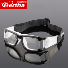 Bertha playing professional basketball eye equipment outdoor sports glasses football anti-fog goggles can be equipped with myopia male