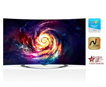 LED-телевизор LG  65EC9700-CA OLED 55 3D