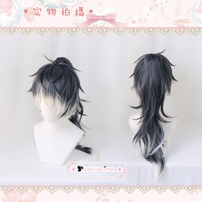 taobao agent 【kira time】 cosplay wig IDOLiSH7 Re:vale Cyber Techn hundred