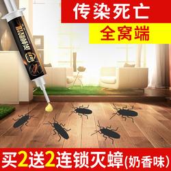 蟑螂药粉家用一窝全窝端屋捕捉器