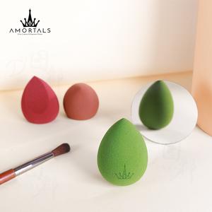 韩国AMORTALS尔木萄美妆蛋超软粉扑海绵化妆蛋彩妆蛋不吃粉尔木葡