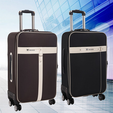 Pull-rod box Oxford man 24-inch suitcase universal wheel 26-inch suitcase code female student suitcase 28-inch