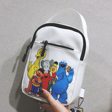 Beipao New Small Bag Women's Bag New Style Canvas Bag Women's Slant Bag 2009 Fashion Mini-Bag