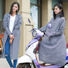 Electric Motorcycle Sunscreen Clothes Long-term Tram Battery Bike Sunscreen All-body Women Wear Artifact Hats in Summer