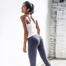 La Nikar new yoga pants, hips, sexy fast dry, high waist sports fitness pants, female elastic nine points tight