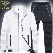 Sunscreen Men's Ultra-thin Breathable Coat Summer Leisure Sports Suit Men's Clothes Korean Fashion Handsome Jacket