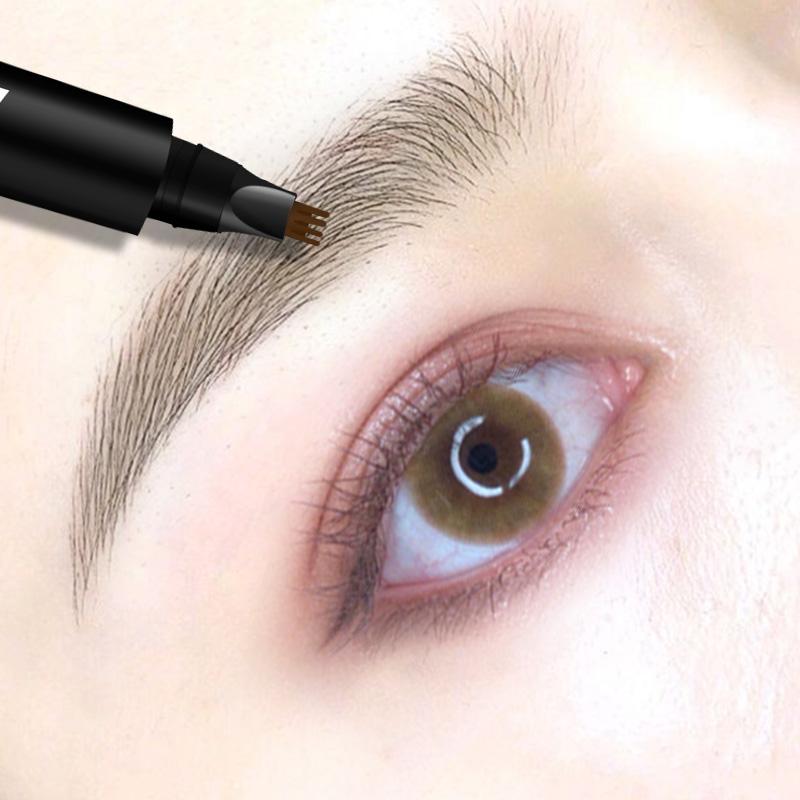 桃之夭夭仿生液体眉笔正品李佳琦推荐超细头极细不脱色持久防水女