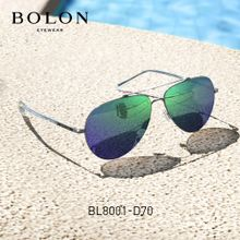 BOLON Tyrannosaurus Polarized Sunglasses Retro Toad Glasses Fashion Sunglasses Male Chao Korean Driving Glasses BL8001