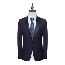 B405. Bird Men's Spring and Autumn Suit 96036