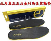 Goldlion insole shoes factory original boxed high quality medium thick anti odor, sweat and air permeable genuine pig shoe pad