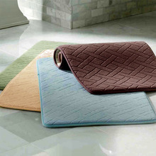 Bathroom floor mat, kitchen mat, bathroom mat, door mat, door mat, bedroom carpet.