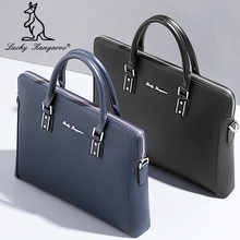 Lucky Kangaroo Men's Business Bag Men's Handbag Briefcase