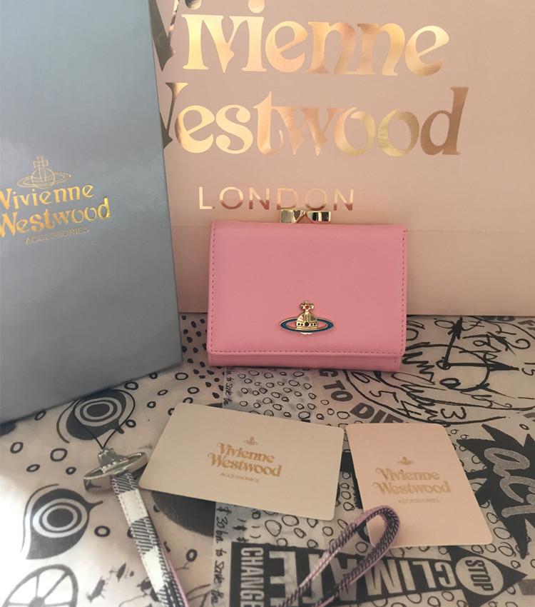 Купить Бумажник Vivienne Westwood Vivi* Westwood