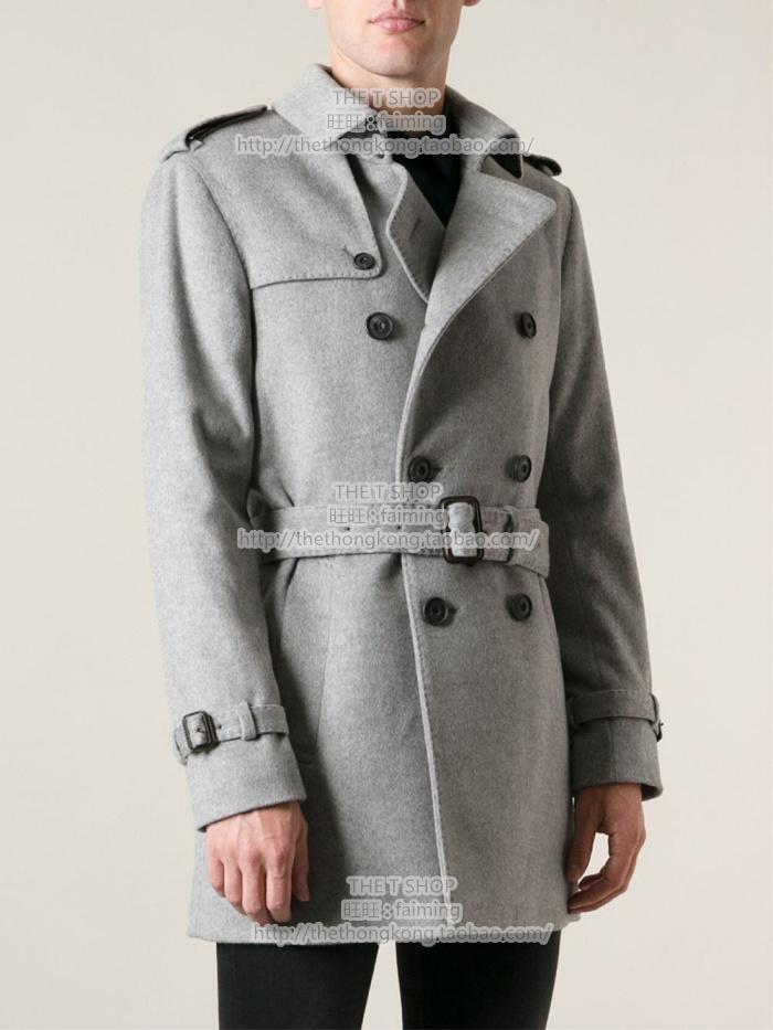 Мужские пальто Burberry   Burberry купить онлайн в интернет магазине ... b5d4e7d3e9e