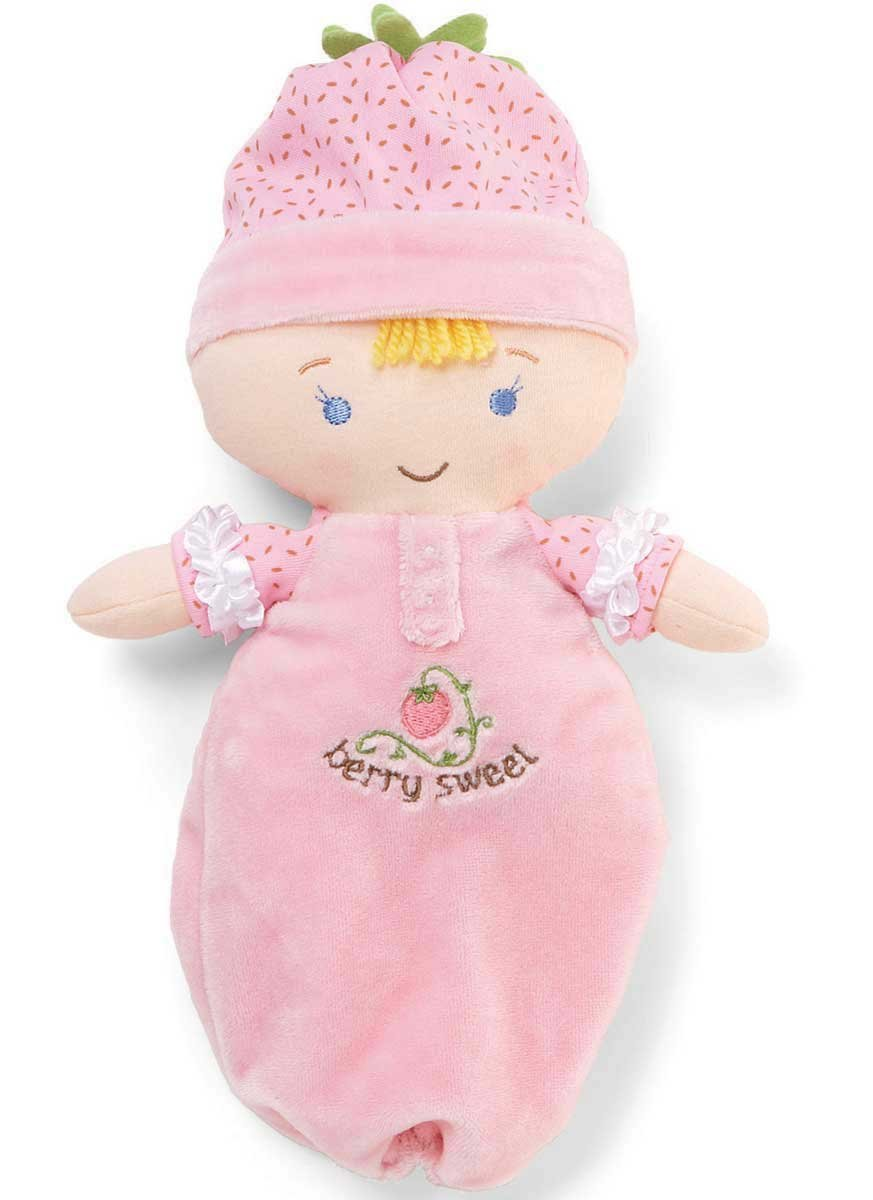 "Мягкая игрушка Gund Doll Berry Sweet Dolly 10"" Blonde Doll"