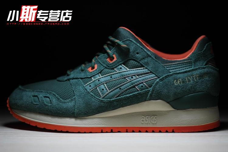 new style 6f612 00918 asics gel lyte v pure pack leather triple black купить в ...
