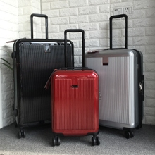 Cost-effective export Australia ultra-light trolley case universal wheel extended suitcase men and women student luggage bag
