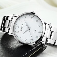 Quartz Atmospheric Female Student Korean version Nightlight New Leisure Fashion Men's Watch Non-watch Simple Couple Machinery