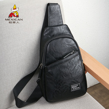 Scarecrow Breastbag Menchao Brand Fashion Single Shoulder Bag Multi-functional Sports Leisure ins Slant Backpack Small Backpack