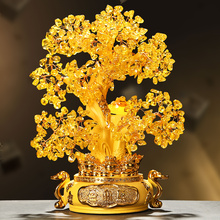 Crystal Tree for Wealth, Tree for Wealth, Tree for Wealth, Opening Gift, Creative Living Room, Liquor Cabinet, Home Decorations and Crafts