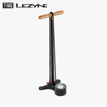 LEZYNE thunder inflator, USA, 220 psi standing high-pressure bicycle landing on Meifazui Mountain Highway