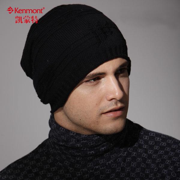 Compassbasenyganix Молодежные вязаные шапки мужские