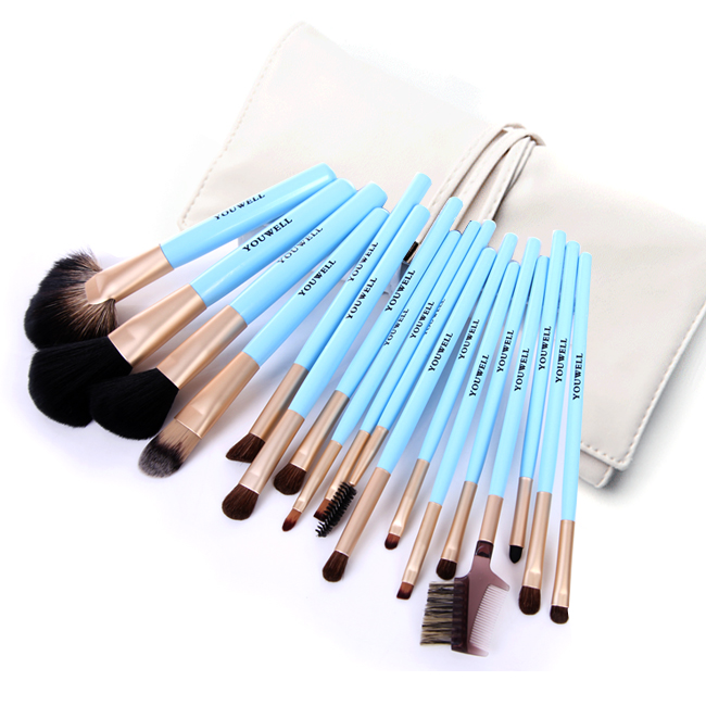 Walmart makeup brushes