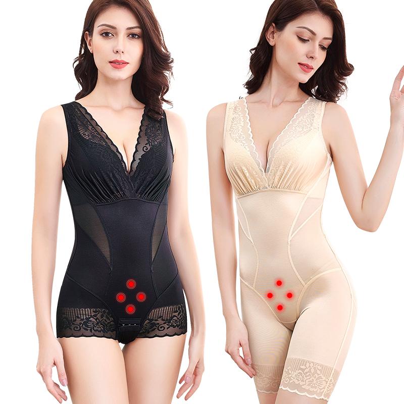 美人诱塑身内衣正品计收腹提臀束腰薄燃脂瘦身美体束身产后塑形TQ