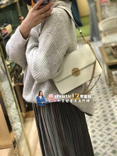 American counters buy Tory Burch ladies'bags new organ bags TB chain one shoulder slanting handbag ladies